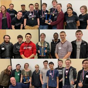 2018 Overall Winners